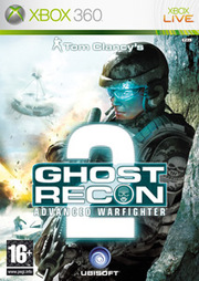 Tom Clancy's Ghost Recon Advanced Warfighter 2 para XBOX 360
