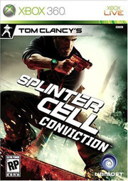 Tom Clancy's Splinter Cell: Conviction para XBOX 360