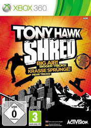 Tony Hawk: Shred para XBOX 360