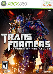 Transformers: Revenge of the Fallen para XBOX 360