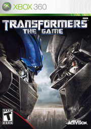 Transformers: The Game para XBOX 360