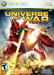 Universe at War: Earth Assault para XBOX 360