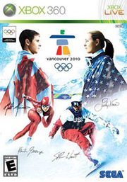 Vancouver 2010 - The Official Video Game of the Olympic Winter Games para XBOX 360