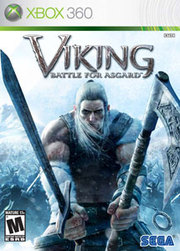 Viking: Battle for Asgard para XBOX 360