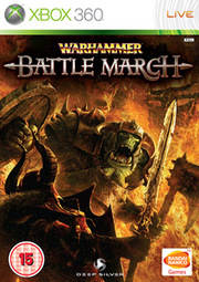 Warhammer: Battle March para XBOX 360