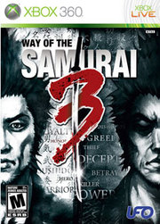 Way of the Samurai 3 para XBOX 360