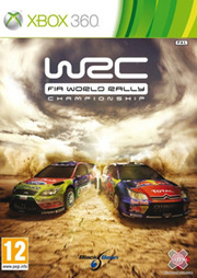 WRC: FIA World Rally Championship para XBOX 360