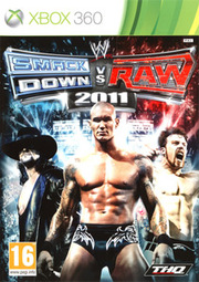 WWE SmackDown vs. Raw 2011 para XBOX 360