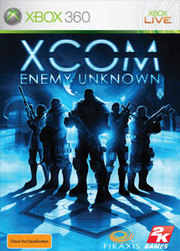XCOM: Enemy Unknown para XBOX 360