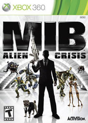 Men In Black: Alien Crisis para XBOX 360