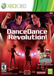 DanceDanceRevolution para XBOX 360