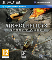 Air Conflicts: Secret Wars para PS3