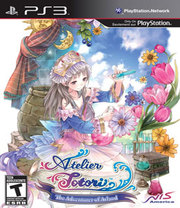 Atelier Totori: The Adventurer of Arland para PS3