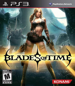 Blades of Time para PS3