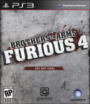 Brothers in Arms: Furious 4 para PS3