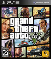 Grand Theft Auto V para PS3