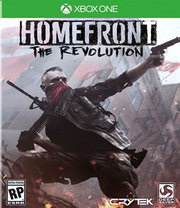 Homefront: The Revolution para Xbox One