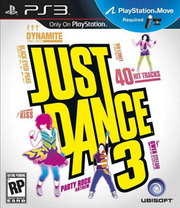 Just Dance 3 para PS3