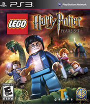 LEGO Harry Potter: Years 5-7 para PS3