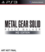 Metal Gear Solid: Peace Walker HD Edition para PS3