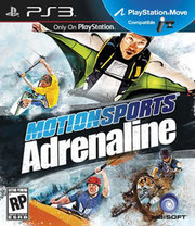 MotionSports Adrenaline para PS3