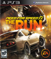 Need for Speed The Run para PS3