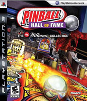 Pinball Hall of Fame: The Williams Collection para PS3