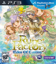 Rune Factory: Tides of Destiny para PS3