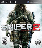 Sniper: Ghost Warrior 2 para PS3