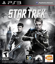 Star Trek The Video Game para PS3