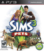 The Sims 3: Pets para PS3