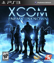 XCOM: Enemy Unknown para PS3