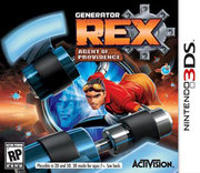 Generator Rex: Agent of Providence para 3DS