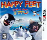Happy Feet Two - The Videogame para 3DS