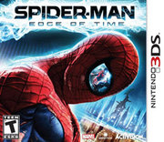 Spider-Man: Edge of Time para 3DS