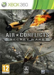 Air Conflicts: Secret Wars para XBOX 360