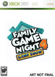 Family Game Night 4: The Game Show para XBOX 360