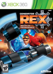 Generator Rex: Agent of Providence para XBOX 360