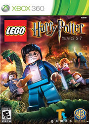 LEGO Harry Potter: Years 5-7 para XBOX 360