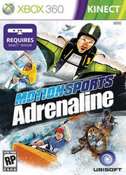 MotionSports Adrenaline para XBOX 360
