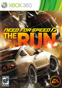Need for Speed The Run para XBOX 360
