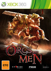 Of Orcs and Men para XBOX 360