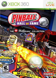 Pinball Hall of Fame: The Williams Collection para XBOX 360
