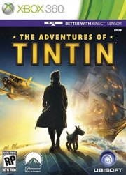 The Adventures of Tintin: The Game para XBOX 360