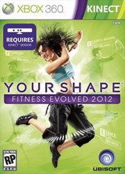 Your Shape Fitness Evolved 2012 para XBOX 360