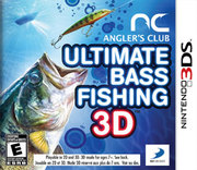 Angler's Club: Ultimate Bass Fishing 3D para 3DS