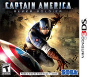 Captain America: Super Soldier para 3DS