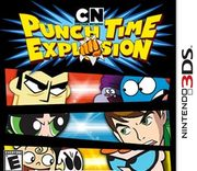 Cartoon Network: Punch Time Explosion para 3DS