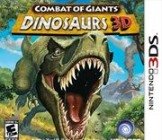Combat of Giants: Dinosaurs 3D para 3DS