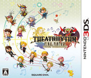 Theatrhythm Final Fantasy para 3DS